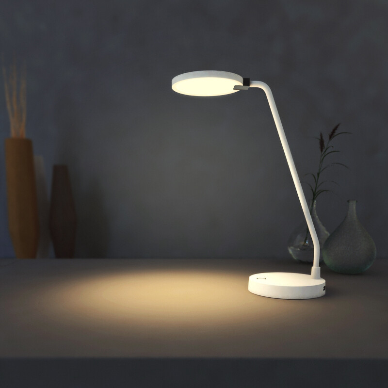 led table lighting. MI Xiaomi COOWOO U1 LED Desk Lamp MIJIA Working Study Bedroom Bedside Table Light School Chargeable Led Lighting