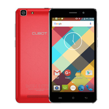 CUBOT Rainbow  MTK6580 Quad Core Smartphone 5''Inch HD Screen 1GB RAM+16GB ROM Android 6.0 Front camera 5Mp+ Rear camera 13Mp
