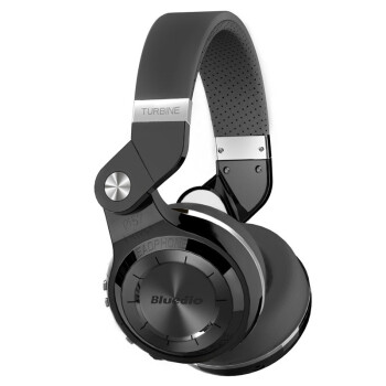 Bluedio T2+ Stereo Music Bluetooth Headsets black