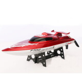 Remote Control Toys-New FT012 2.4G Brushless RC Racing Boat RTR Speedboat Upgraded FT009 Red F15277 on JD