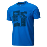 Running Clothes-PRO TOUCH Men's  Quick-Dry Breathable Moisture-Wicking Short Sleeve TrainningT-Shirt on JD