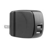 Phone Accessories-LVSUN  5V 1A And 5V 2.4A Dual Port USB AC Charger / Adapter With EU US UK CN KR AU plugs  for iPhone on JD