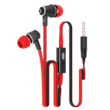 Phone Accessories-JM21 3.5mm In-ear Heavy Bass Stereo Earphones Headphones Music Headset Earbuds with microphone on JD