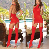 Lingerie, Sleep & Lounge-CANIS@Hot Sexy Women Babydoll Lingerie Nightwear Lace Dress Stockings G-string on JD