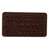 Kitchen & Dining Room-New Alphabet Silicone Cake mold decorating fondant cookie chocolate mould on JD