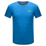Running Clothes-ALPINT MOUNTAIN Spring and summer couple quick-drying T-shirt outdoor short-sleeved on JD