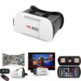-Virtual Reality  Bluetooth Controller VR Box With Bluetooth Controller for cellphone on JD