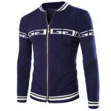 Cardigans-Zogaa New Men's Sweater Stand Collar Coat on JD