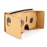 Phone Accessories-Google Cardboard Valencia Quality 3D VR Virtual Reality Glasses on JD