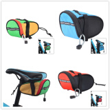 Cycling-600D Polyester Bicycle Saddle Bag 3 Colors on JD