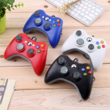 Gaming Accessories-USB Wired Joypad Gamepad Controller For Microsoft Xbox & Slim 360 PC Windows 7 on JD