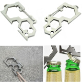Альпинизм-Multi Tool Camping EDC Carabiner Screwdriver Wrenches Bottle Opener Tool on JD