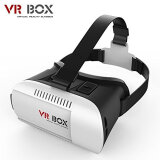 Vitual Reality & 3D Glasses-VR Box 3D Headmount Virtual Reality Glasses on JD