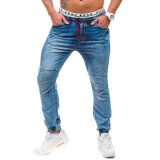 Jeans-New Men's Casual Pants Joggers Jeans on JD