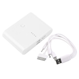 -12000mAh Double USB Portable External Battery Power Bank Charger For Phone on JD