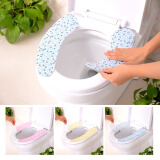 Bedding & Bath-Yinglite Toilet mat sets stickers Warm Soft Toilet Cover Seat Lid Pad Bathroom Closestool Protector on JD