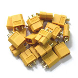 Remote Control Toys-10 pairs XT60 Gold Connector Plug Male / Female for RC Battery ESC 20pcs on JD