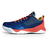 Sports Footwear-ANTA Men  Breathable Basketball Shoes on JD