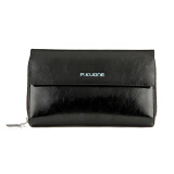 Luggage & Bags-P.kuone? Brand 2015 famous brand genuine leather Wallets men's wallet male money purses with Double Zipper Wallets Purses on JD