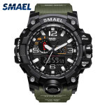 Men's Watches Мужские часы Relojes para Hombre-Military Watch Digital SMAEL Brand Watch S Shock Men's Wristwatch Sport LED Watch Dive  50m Wateproof Fitness Sport Watches on JD