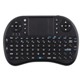 Mini Wireless Keyboard Multi-media Remote Control Touchpad Handheld Keyboard