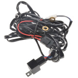 Kawell Auto Wiring Loom Harness Kit led Car Light Bar Support 300w LED light Wiring Harness and Switch