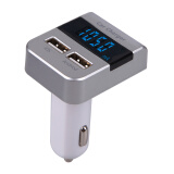 Dual USB Multi Ports DC 5V 3.1A Car Power Charger Adapter For Universal iOS Andriod OS