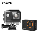 ThiEYE i60 WiFi 1080P 60fps 12MP 15 Inch LCD Action Camera Sports Camera with Waterproof Housing