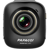 PAPAGO S36 Car Dashboard Camera Ultra HD 1296P Mini & Hidden 178° Super Wide Angle Night Vision