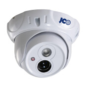 Safety Protection Fittings Аксессуары системы безопасности-JG-3NCH64-C H.264 720P 1.3 million conch type high-definition network infrared hemisphere ONVIF high heat dissipation IP66 lens 12mm on JD