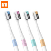 Furniture-Xiaomi Doctor Bei Bass Toothbrush Handle Manual Eco-friendly Toothbrush with Travel Box on JD