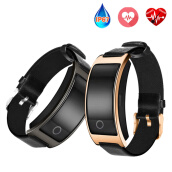 Smart Devices-CK11S Smart Band Blood Pressure Heart Rate Monitor Wrist Watch Intelligent Bracelet Fitness Bracelet Tracker Pedometer Wristband on JD