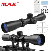 Other Hunting Supplies-Tactical 2-7x32 Long Eye Relief Scope+Short Scout Mount Combo for Hunting Rifle and Airsoft Drop Shipping on JD