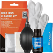 Photography & Videography-7 IN 1 SLR DSLR Camera Lens Cleaning Kit For Canon EOS 700D 500D 300D 400D Digital Camera Lens Screen Cleaning DKL-2 on JD