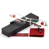 Eyewear & Accessories-Xiyanghong Men's Presbyopic Glasses on JD