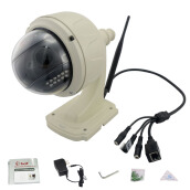 Safety Protection Fittings Аксессуары системы безопасности-EasyN 1BF 5X OPTICAL ZOOM/WIFI IP DOME/OUTDOOR WATERPROOF/H.264 720P+TFcard 32G/ Micro SD on JD