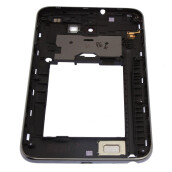 LCDs & Touch Screens-For Samsung N7000 Front Housing Bezel Middle Frame Cover Replacement Case+9Tools on JD