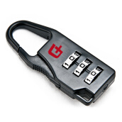 Outdoor Gear-SVVISSGEM travel box lock / anti-theft lock password lock black on JD