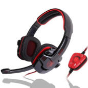 Gaming Accessories-SADES SA-901 Stereo 7.1 Surround Gaming Headset Headband Headphone Microphone on JD