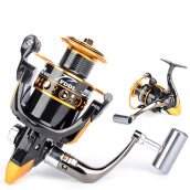 Fishing Lures Приманка-New Arrival 13BB DQ1000/6000 Series Spinning Fishing Wheel Carp Fishing Reel Fishing Gear Tackle Spinning Reel on JD
