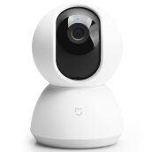 Safety Protection Fittings Аксессуары системы безопасности-Mi MIJIA small Mimi family intelligent camera detection infrared night vision 360 degree panoramic head 720P resolution version on JD