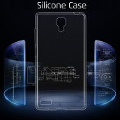 Phone Accessories-Original silicone case and tempered glass for meizu MX6,Pro 6s,M3S,M3 NOTE,M5 NOTE,M5s,m5,E,max and so on on JD