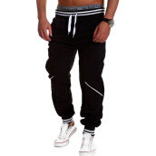 Штаны-Brand Men Pants Hip Hop Harem Joggers Pants 2017 Male Trousers Mens Joggers Solid Pants Sweatpants on JD
