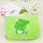 Hand Warmer-JINUAN rechargeable hot-water bag on JD