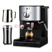 Home Appliances-Donlim DL-KF500 semi-automatic Italian coffee machine capsule easy to pack coffee powder triple on JD