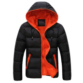 Jackets Куртки-Winter Men Jacket 2017 New Brand High Quality Candy Color Warmth Mens Jackets And Coats Thick Parka Men Outwear XXXL on JD