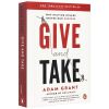 Give and Take  Why Helping Others Drives Our Suc 英文原版