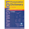 Longman Pronunciation Dictionary, Paper with CD-ROM (3rd Edition)[朗文英语发音词典,书附CD] 英文原版