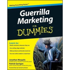 Guerrilla Marketing For Dummies[游击营销傻瓜书]