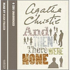 And Then There Were None [Audio CD][无人生还CD]